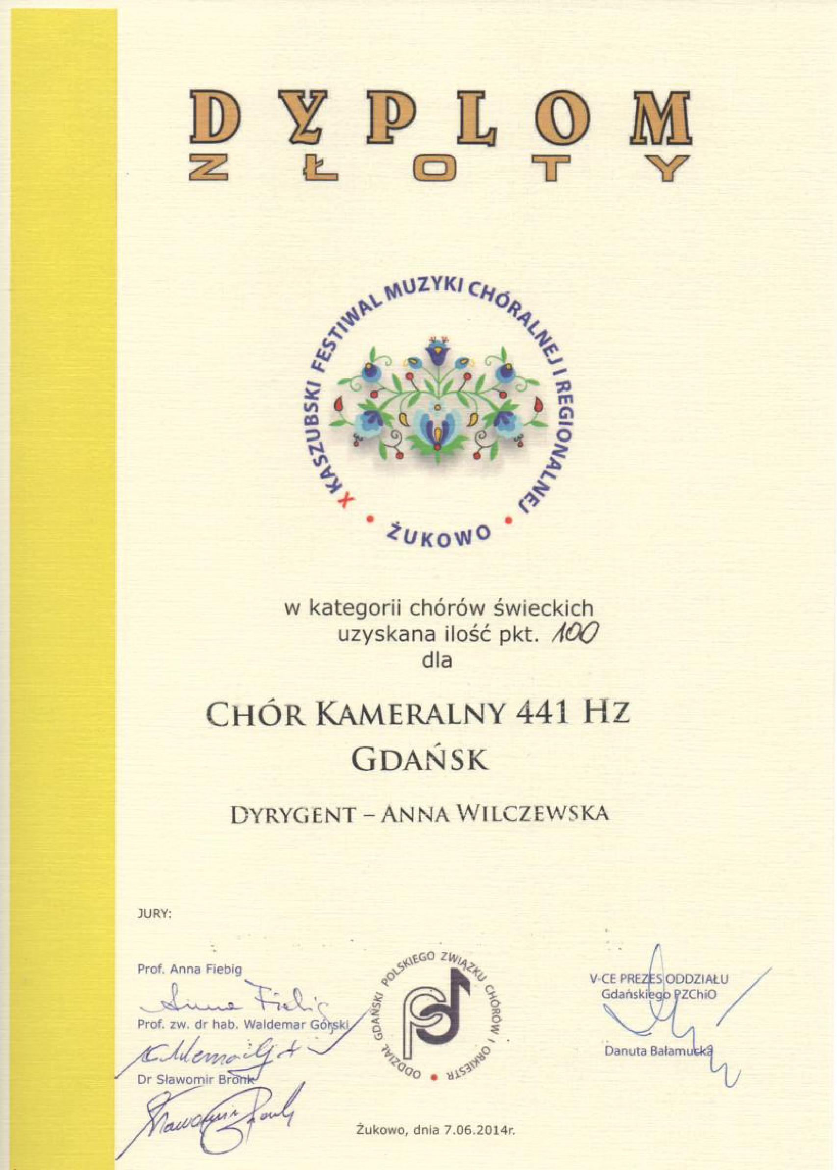 441Hz_Zukowo_dyplom2