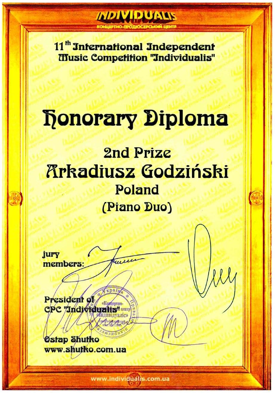 Arkadiusz Godziński_dyplom_duet
