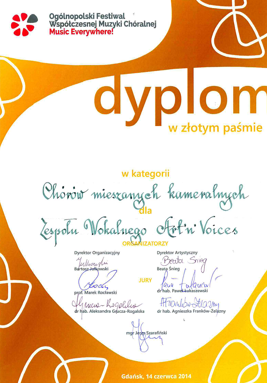 Art'n'Voices_dyplomy_Music Everywhere2014 (5)_www