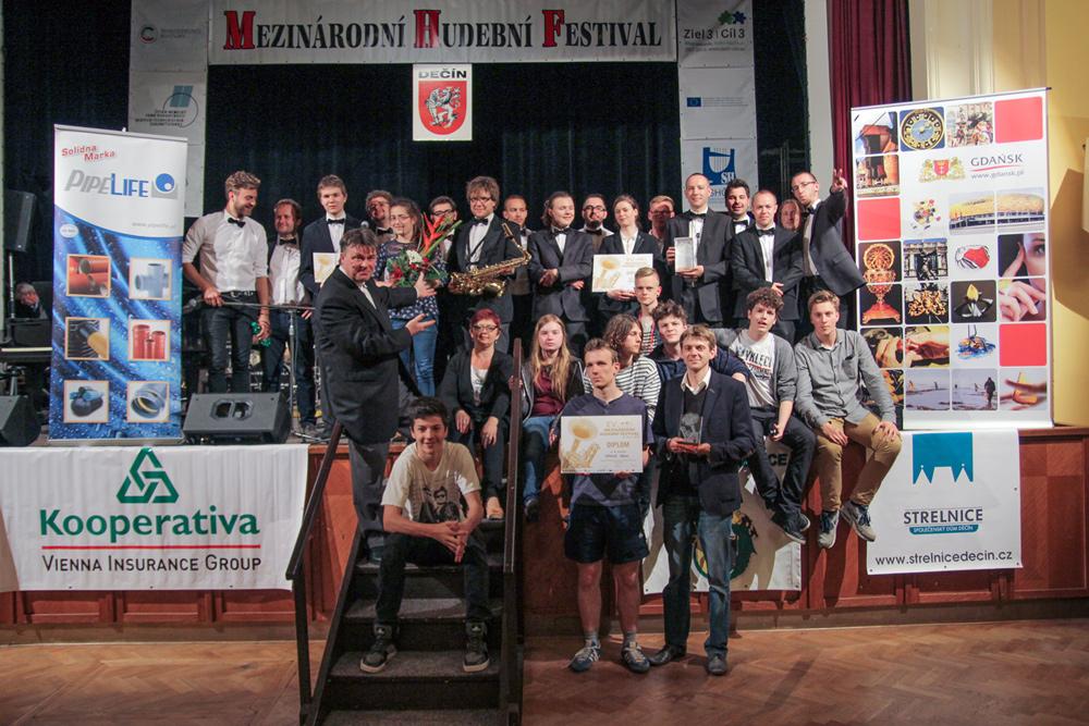 JK Big Band_Czeska_kamienica