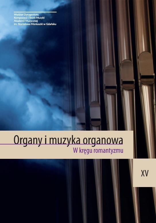 Organy i muzyka organowa_okladka