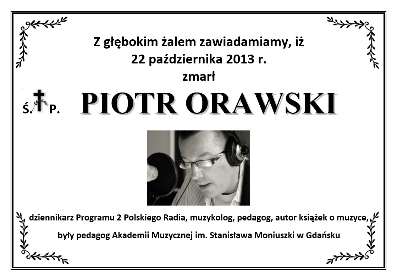 Klepsydra Piotr Orawski
