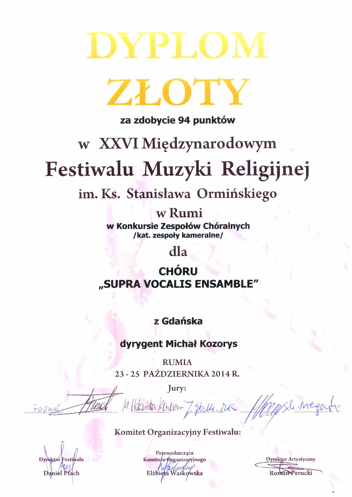 Dyplom_Supra_Vocalis_Ensemble_www