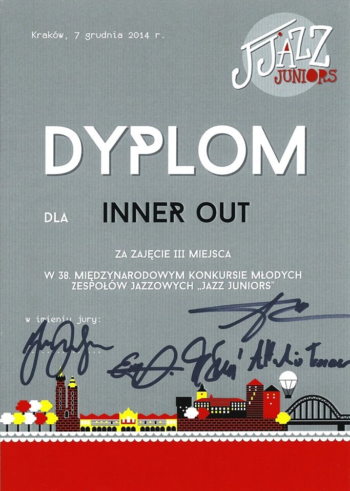 Inner Out_III miejsce_dyplom_Krakow_2014