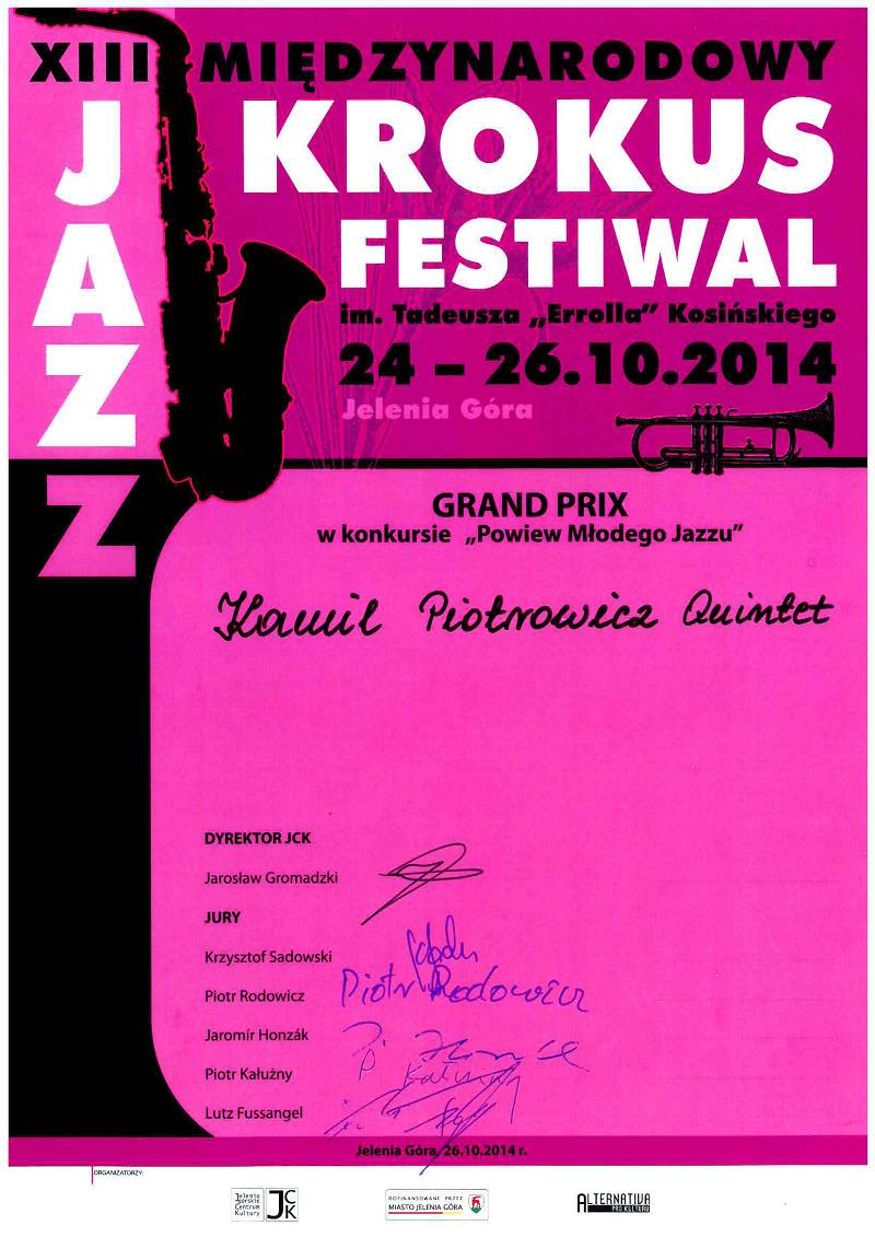Kamil_Piotrowicz_Quintet_dyplom_2014_www