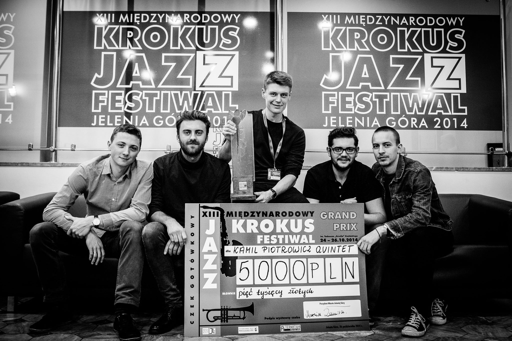 Kamil_Piotrowicz_Quintet_foto