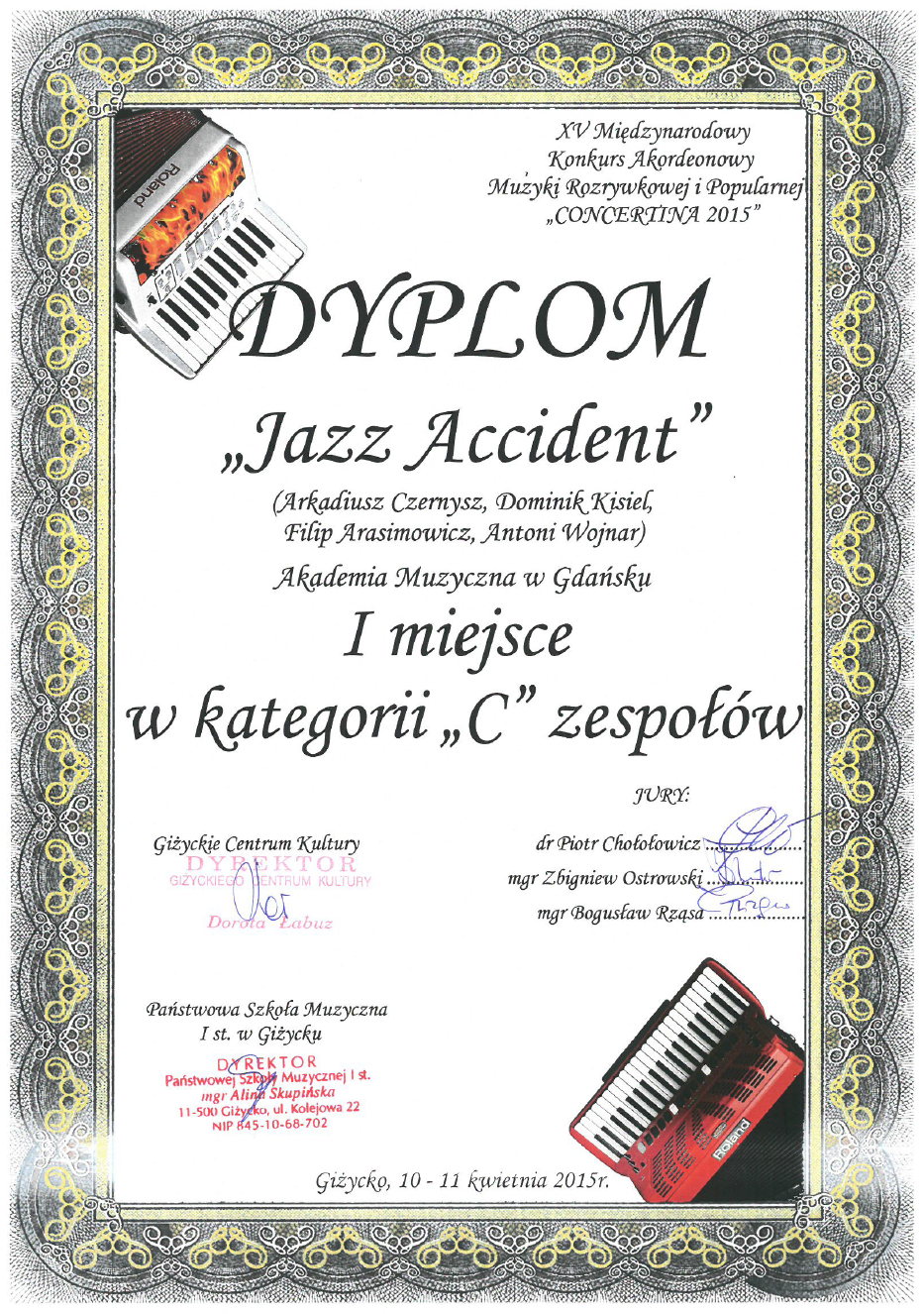 Jazz_Accident_dyplom_2015