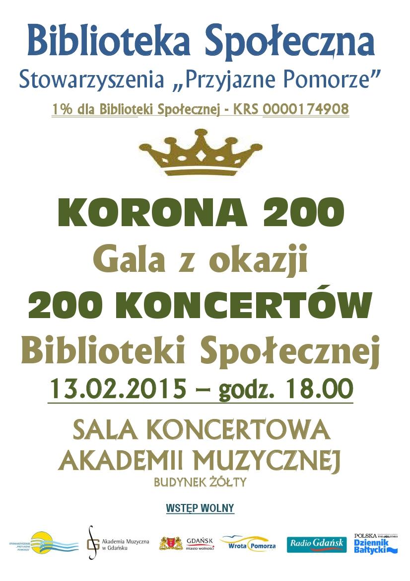 KORONA 200_13.02.2015_plakat