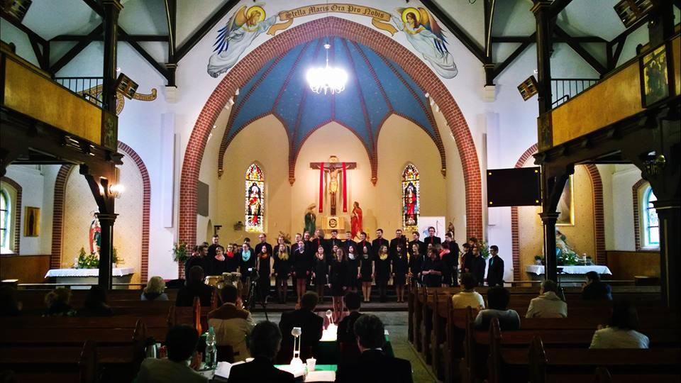 Mundus Cantat 2015_Dyplom_Chor uczelniany