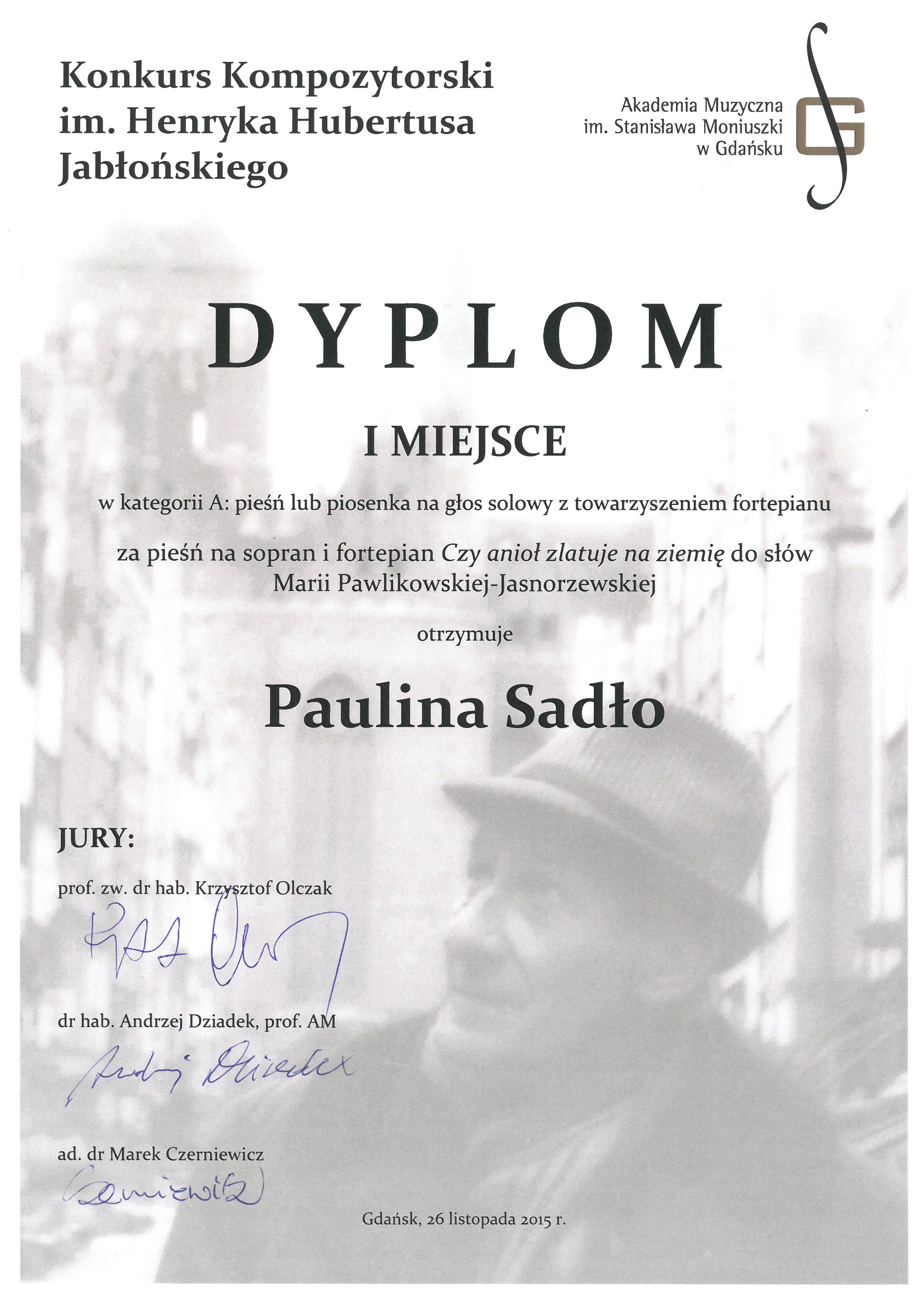 Sadlo_Paulina_dyplom_I_miejsce_KK_HHJ