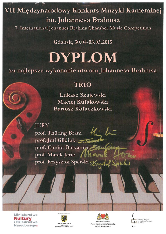 Trio_Szajewski_Kolaczkowski_Kulakowski_Brahms