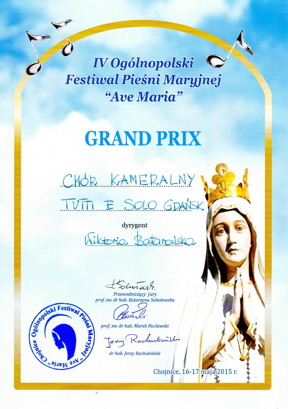 Tutti e Solo_Grand Prix_Chojnice