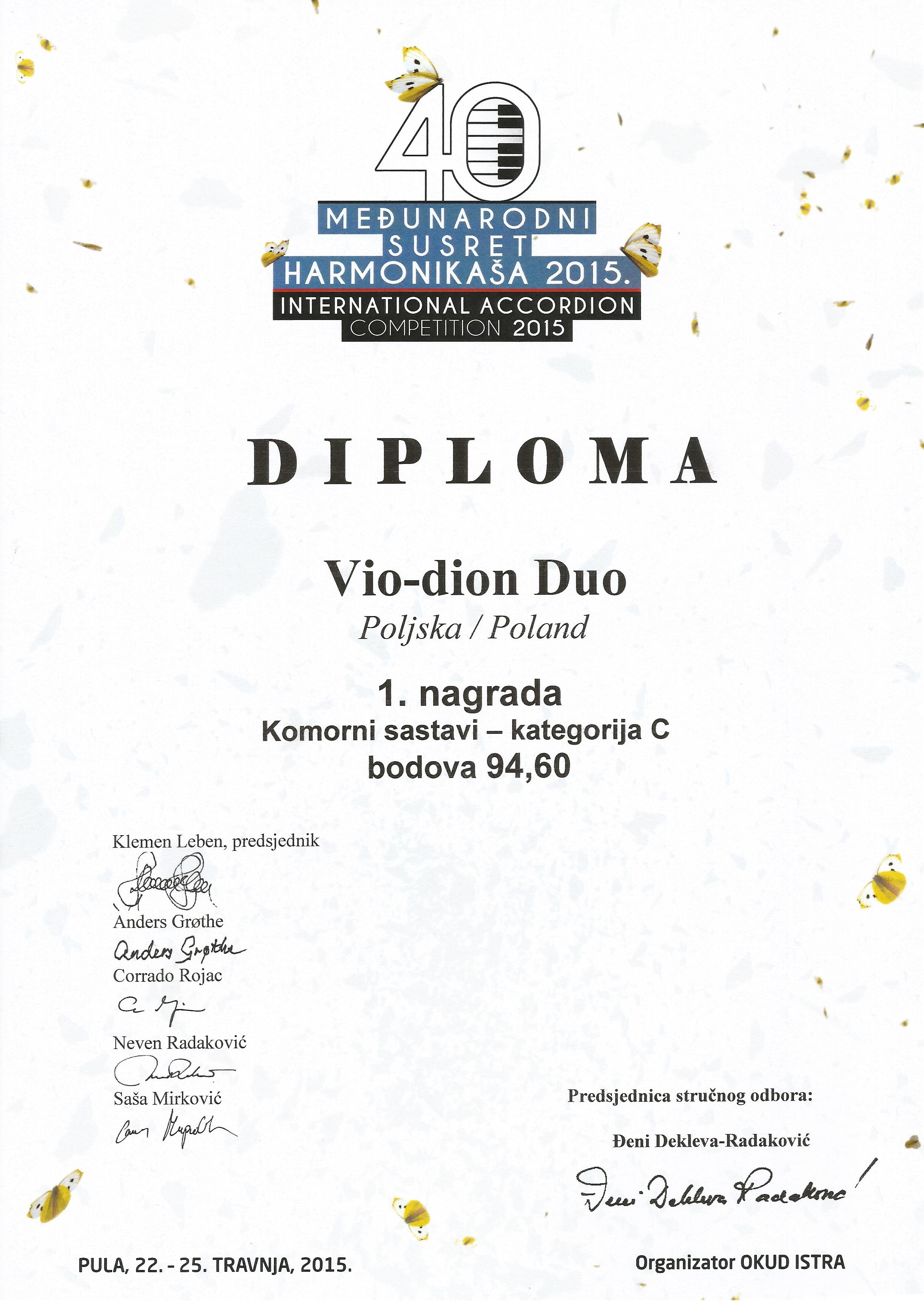 Vio-Dion Duo_Pula I nagroda_kat. kameralnej C
