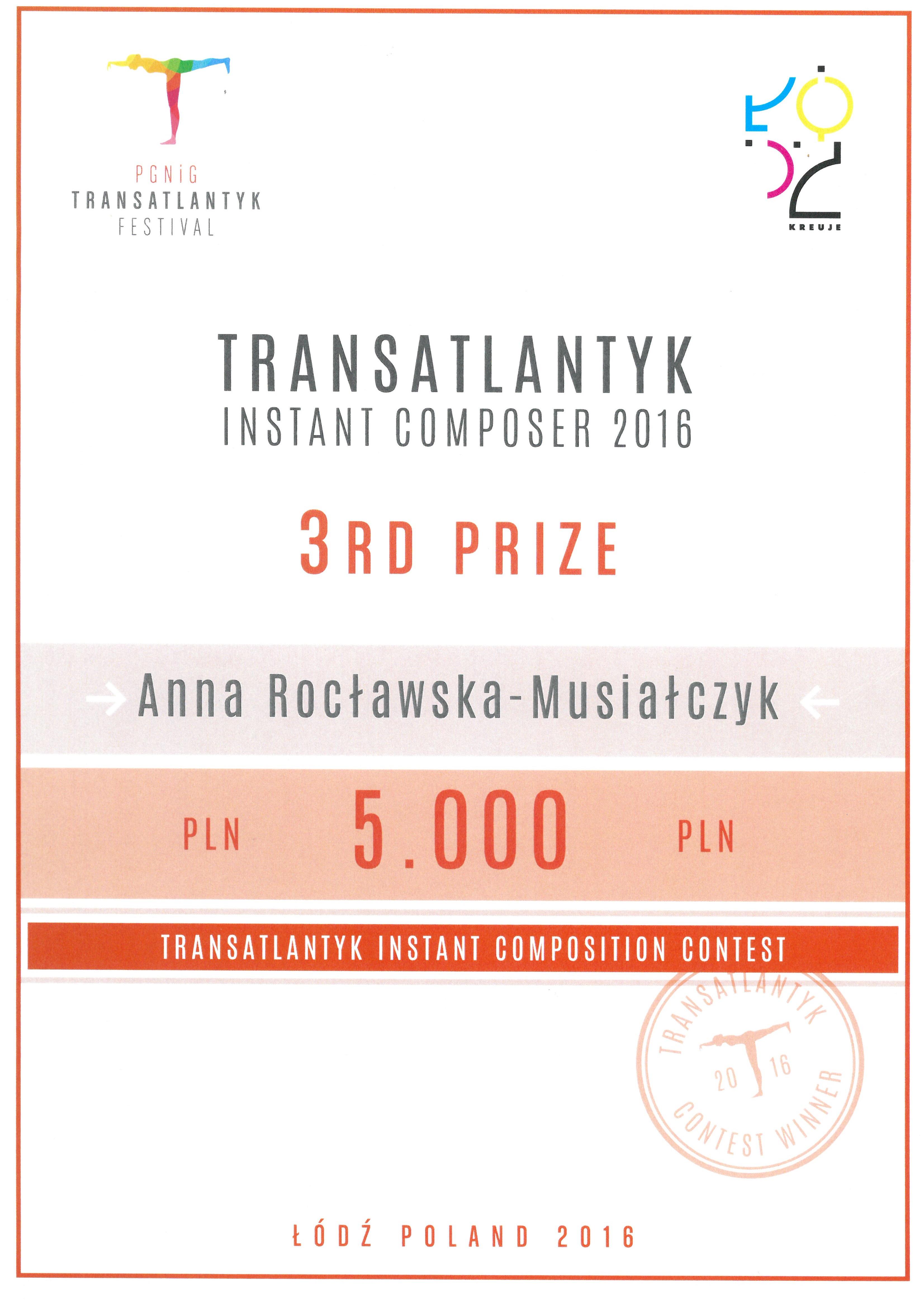 A.Roclawska-Musialczyk_3nagroda_Transatlantyk_2016