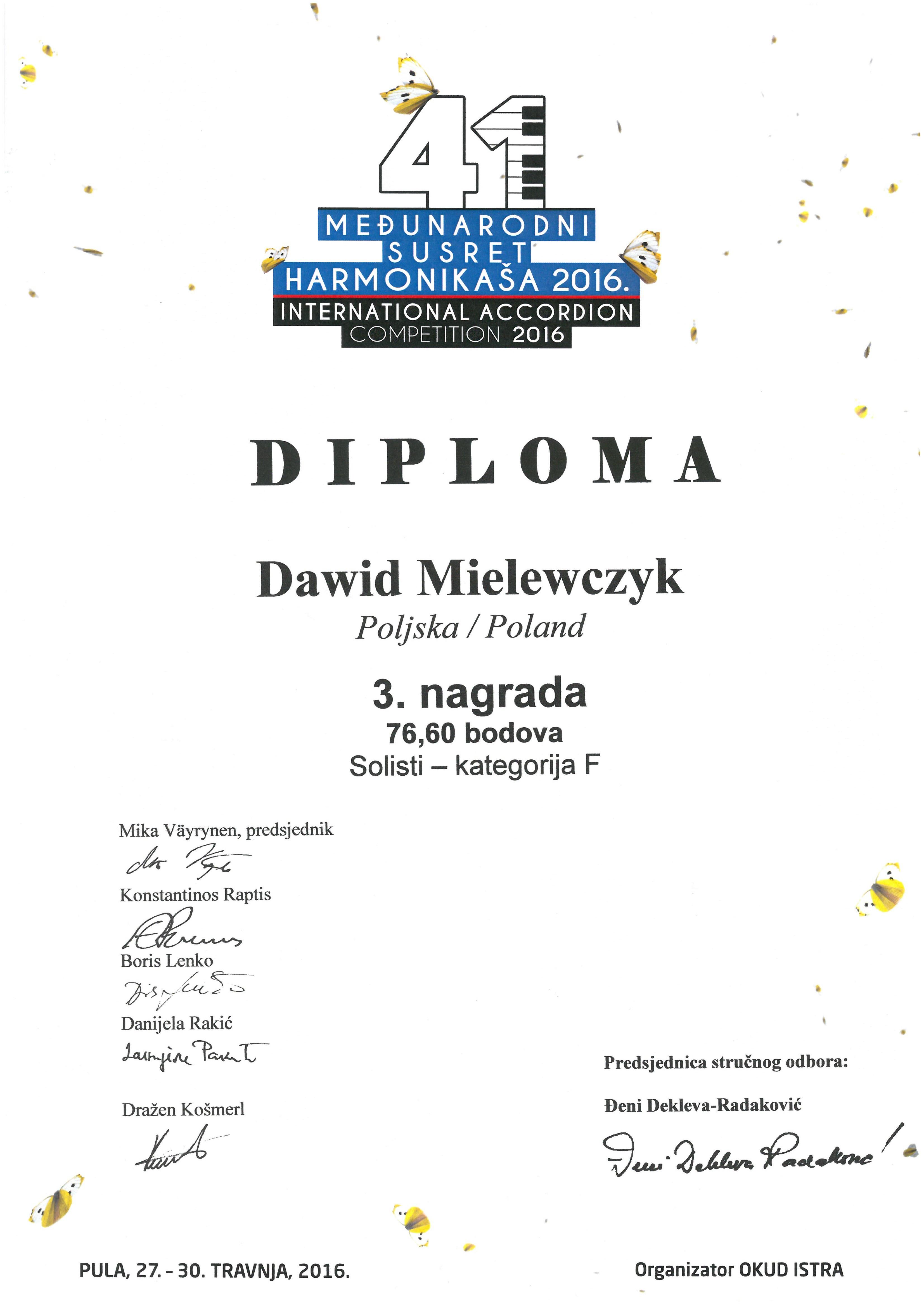 Dawid Mielewczyk_Pula_2016