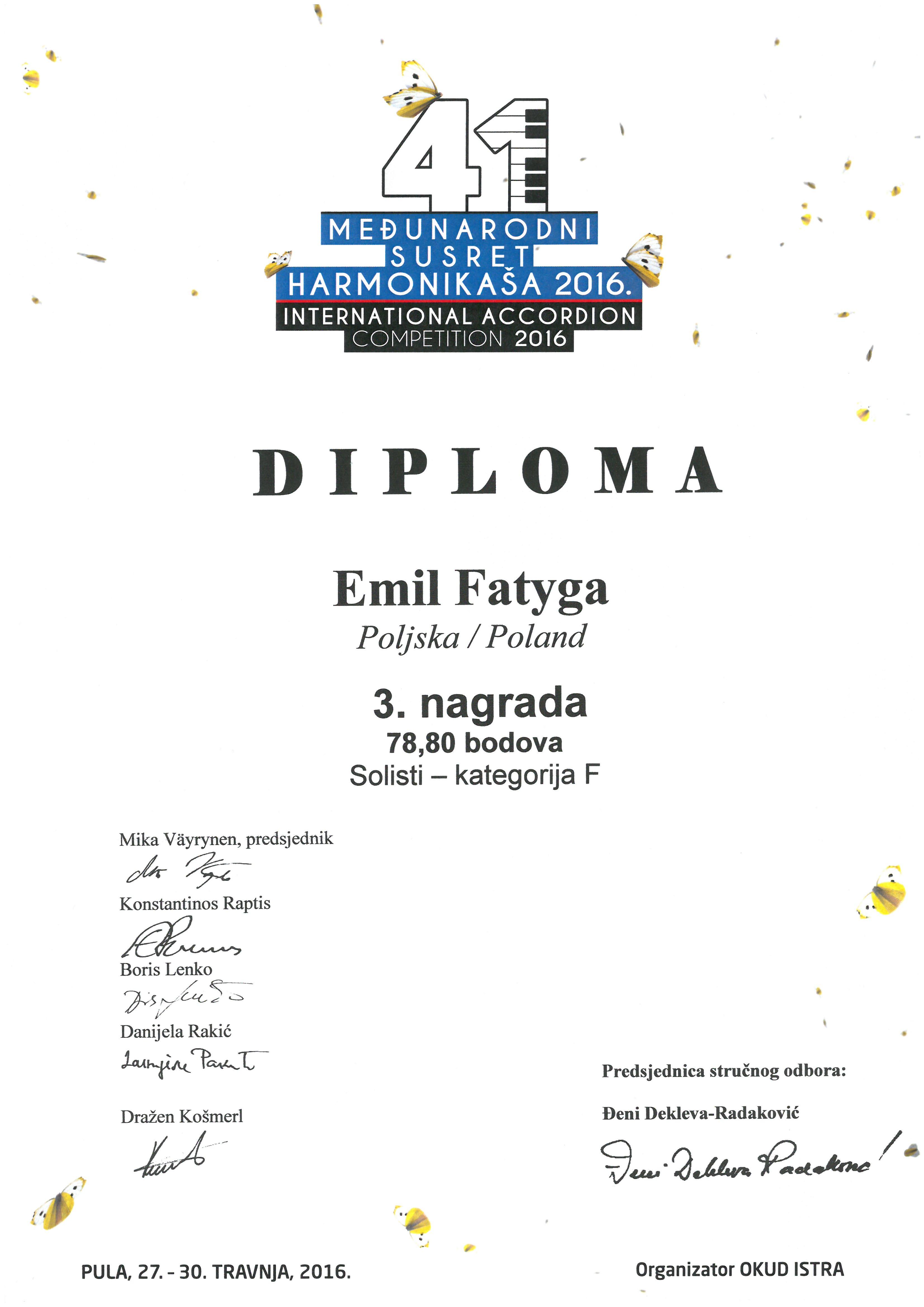Emil Fatyga_Pula_2016