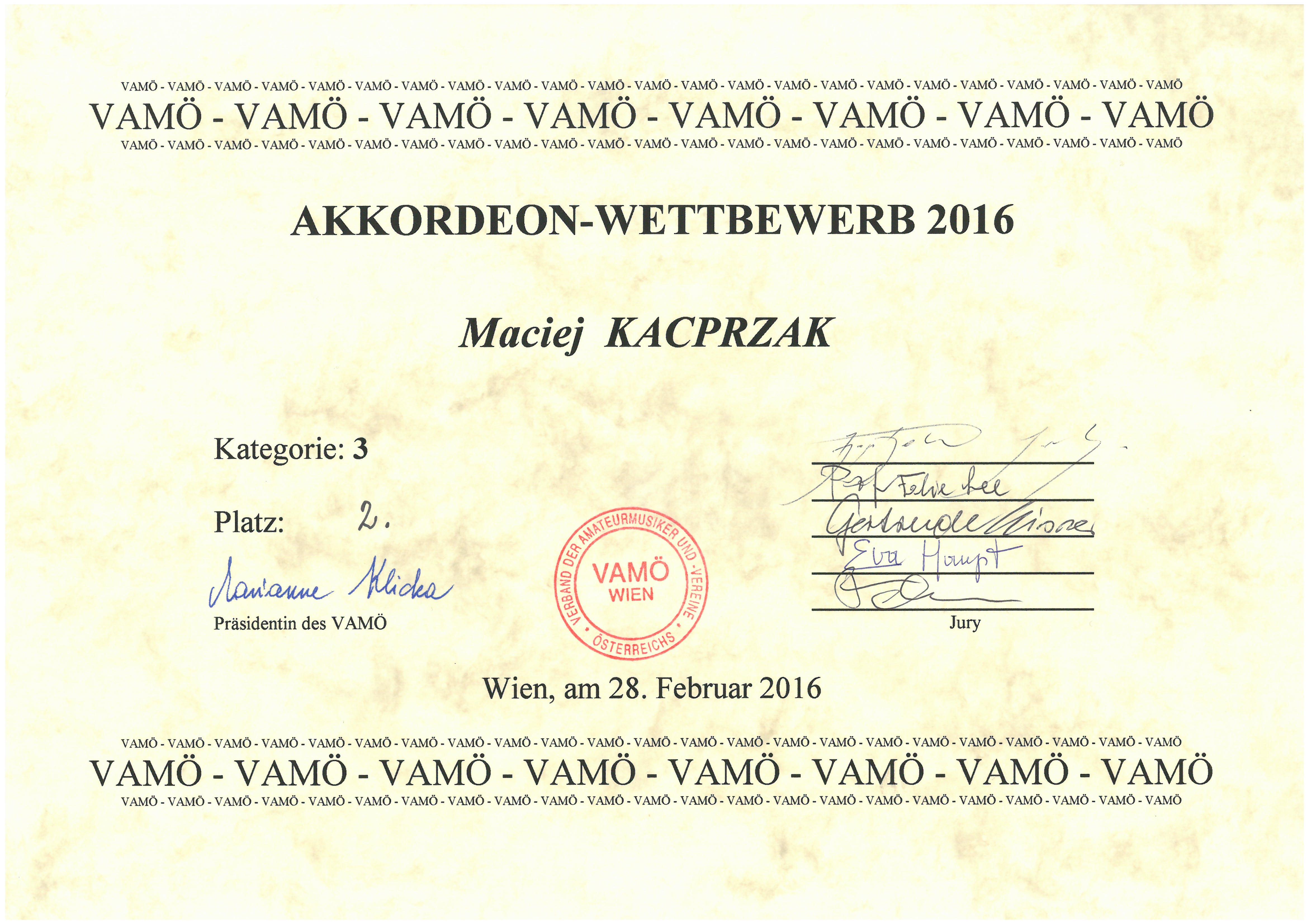 Kacprzak_Maciej_II miejsce_Wieden 2016_dyplom