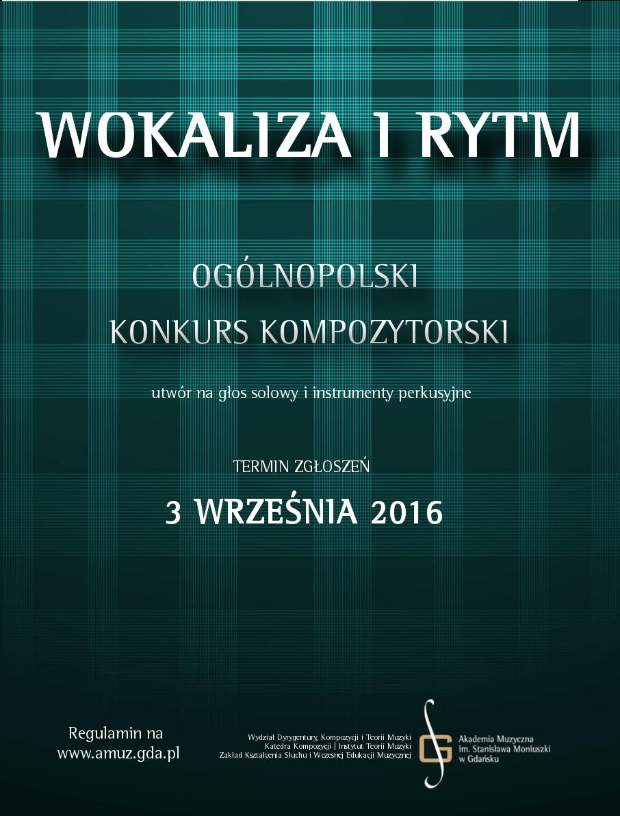 OGÓLNOPOLSKI KONKURS KOMPOZYTORSKI_WOKALIZA I RYTM_ogloszenie