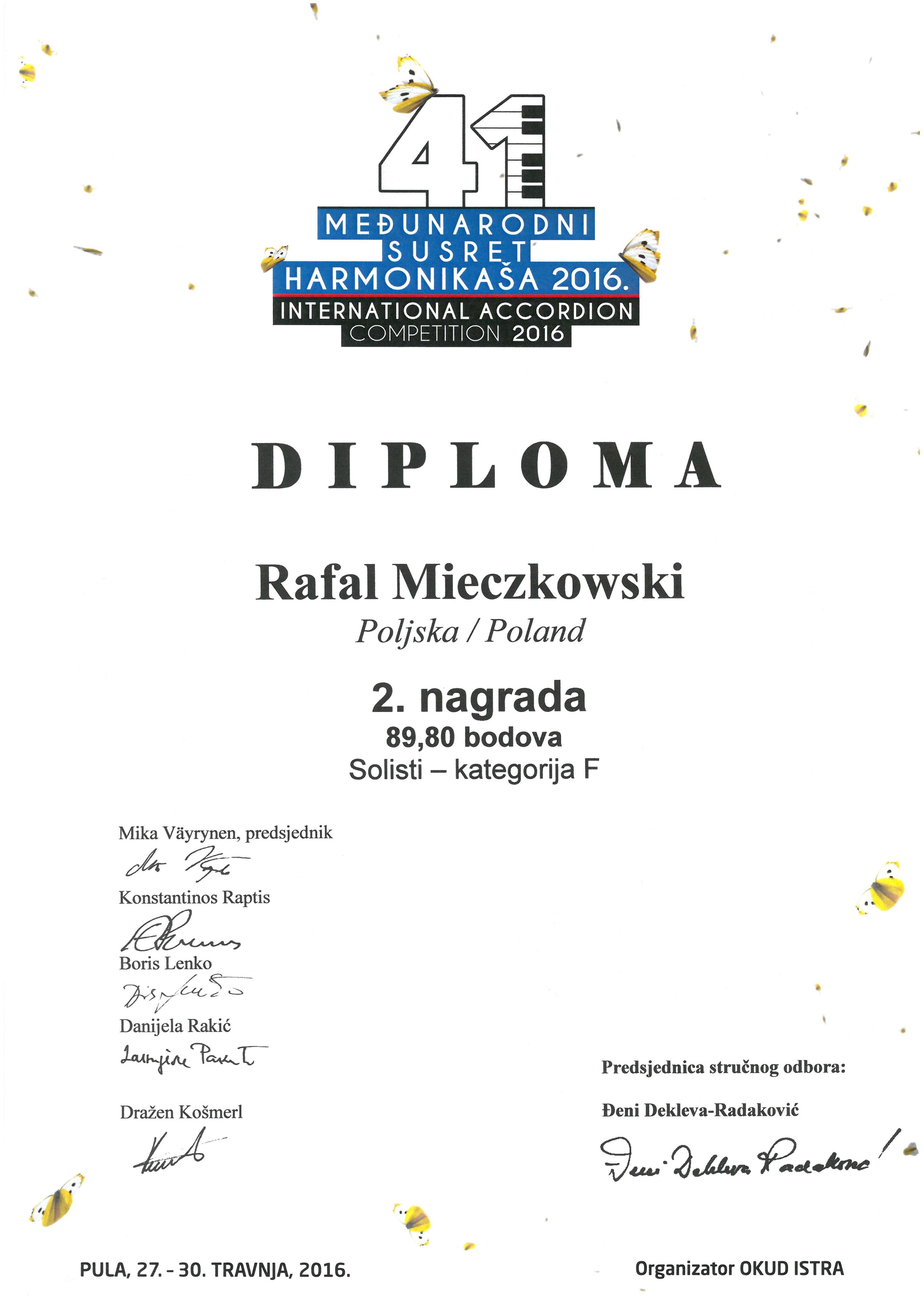 Rafał Mieczkowski_Pula_2016