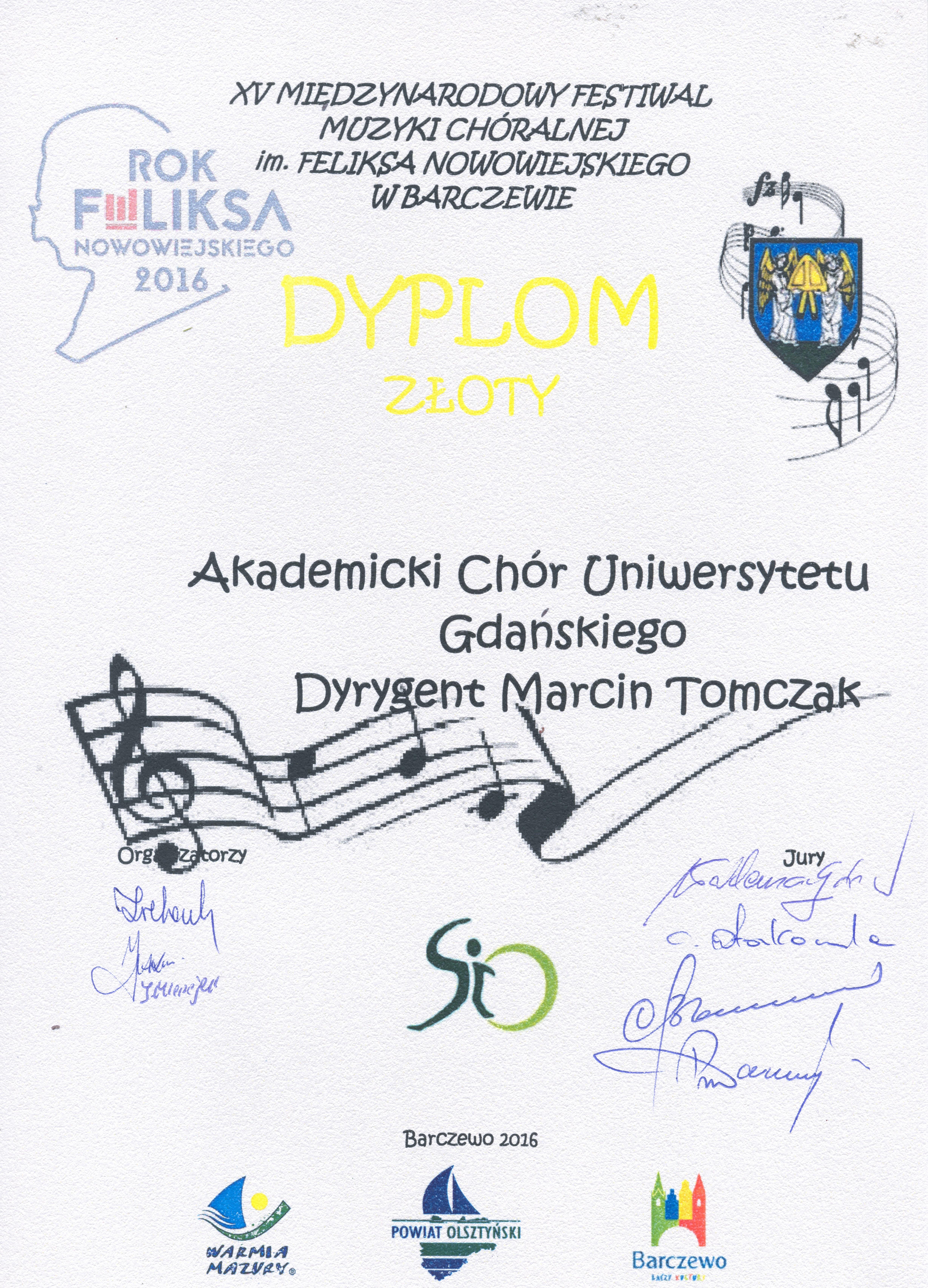 UG_Zloty_Dyplom_Barczewo_2016